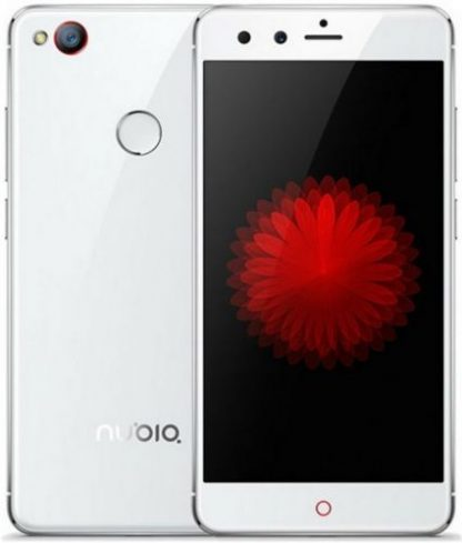 Telefon Mobil Nubia Z11 Mini, Procesor Octa-Core 1.5GHz/ 1.2GHz, IPS LCD Capacitive Touchscreen 5inch, 3GB RAM, 32GB Flash, 16MP, Wi-Fi, 4G, Dual Sim, Android (Alb)
