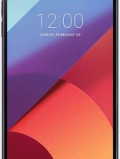 Telefon Mobil LG G6, Procesor Quad-Core 2.35GHz / 1.6GHz, IPS LCD Capacitive touchscreen 5.7inch, 4GB RAM, 32GB Flash, Dual 13MP, Wi-Fi, 4G, Android (Negru)