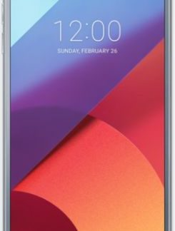 Telefon Mobil LG G6, Procesor Quad-Core 2.35GHz / 1.6GHz, IPS LCD Capacitive touchscreen 5.7inch, 4GB RAM, 32GB Flash, Dual 13MP, Wi-Fi, 4G, Android (Argintiu)