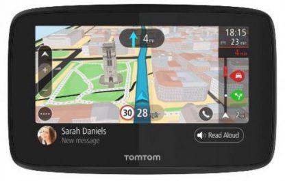 Sistem de navigatie TomTom GO 620, diagonala 6inch, Full Europe + Actualizari gratuite pe viata