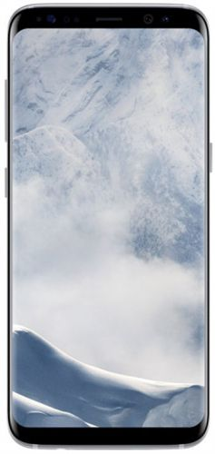 Telefon Mobil Samsung Galaxy S8 Plus, Procesor Octa-Core 2.3GHz / 1.7GHz, Super AMOLED Capacitive touchscreen 6.2inch, 4GB RAM, 64GB Flash, 12MP, 4G, Wi-Fi, Android (Arctic Silver)