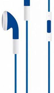 Casti cu microfon Serioux SRXA-HDPH-IE01-BLU, Stereo (Albastru)
