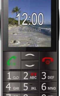 Telefon Mobil Maxcom MM721BB, TFT 2.2inch, 3G (Negru)