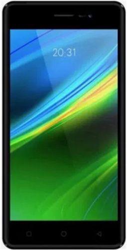 Telefon Mobil Karboon K9 Smart, Procesor Quad-Core 1.1 GHz, FWVGA Capacitive Touchscreen 5inch, 1GB RAM, 8GB Flash, 5MP, Wi-Fi, 4G, Dual Sim , Android (Negru/Gri)
