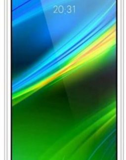 Telefon Mobil Karboon K9 Smart, Procesor Quad-Core 1.1 GHz, FWVGA Capacitive Touchscreen 5inch, 1GB RAM, 8GB Flash, 5MP, Wi-Fi, 4G, Dual Sim , Android (Alb/Gri)