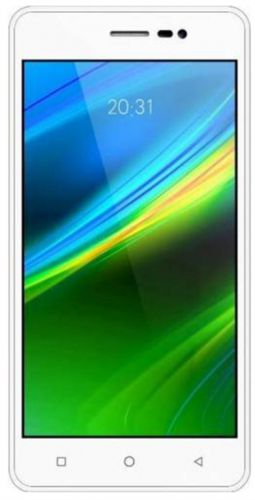 Telefon Mobil Karboon K9 Smart, Procesor Quad-Core 1.1 GHz, FWVGA Capacitive Touchscreen 5inch, 1GB RAM, 8GB Flash, 5MP, Wi-Fi, 4G, Dual Sim , Android (Alb/Gri)