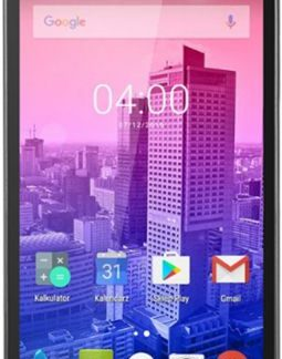 Telefon Mobil Kruger&Matz FLOW 4S, Procesor Quad-Core 1.3GHz 64biti, IPC Capacitive Touchscreen 5inch, 2GB RAM, 16GB Flash, 13MP, Wi-Fi, 4G, Dual Sim, Android (Negru)