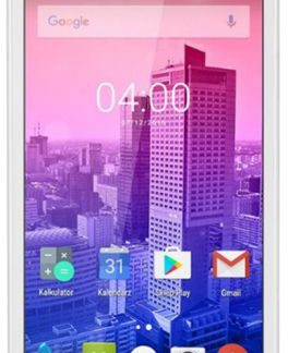 Telefon Mobil Kruger&Matz FLOW 4S, Procesor Quad-Core 1.3GHz 64biti, IPC Capacitive Touchscreen 5inch, 2GB RAM, 16GB Flash, 13MP, Wi-Fi, 4G, Dual Sim, Android (Alb)