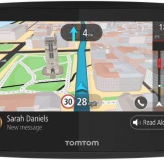 Sistem de navigatie TomTom Go 520, Capacitive Touchscreen 5inch, 16GB Flash, Harta Full Europa