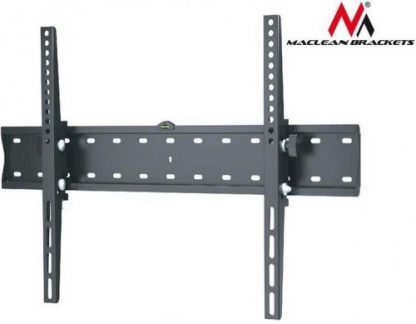 Suport Perete Maclean MC-668, 37inch - 70inch, 40 Kg (Negru)