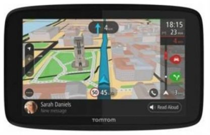 Sistem de navigatie TomTom Go 5200, Capacitive Touchscreen 5inch, 16GB Flash, Harta Full Europa