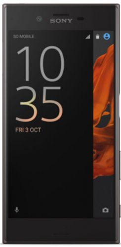 Telefon Mobil Sony Xperia XZ F8331, Procesor Quad-Core 2.15GHz / 1.6GHz, IPS LCD Capacitive touchscreen 5.2inch, 3GB RAM, 32GB Flash, 23MP, Wi-Fi, 4G, Android (Negru)