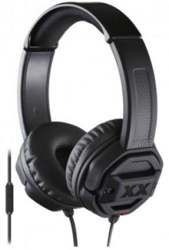 Casti Stereo JVC HASR50X, Jack 3.5mm, Microfon (Negru)