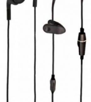 Casti Stereo Kicker EB71MB (Negru)