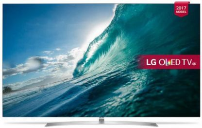 Televizor OLED LG 165 cm (65inch) 65b7, Ultra HD 4K, Smart TV, webOS 3.5, WiFi, CI