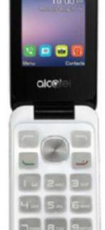 Telefon Mobil Alcatel OT 2051X, 2.4inch, 2G (Alb)