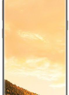 Telefon Mobil Samsung Galaxy S8 Plus G955FD, Procesor Octa-Core 2.3GHz / 1.7GHz, Super AMOLED Capacitive touchscreen 6.2inch, 4GB RAM, 64GB Flash, 12MP, 4G, Wi-Fi, Dual Sim, Android (Maple Gold)