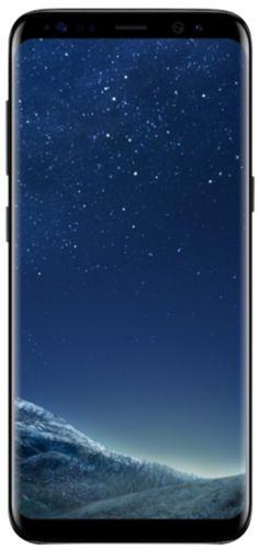 Telefon Mobil Samsung Galaxy S8 Plus G955FD, Procesor Octa-Core 2.3GHz / 1.7GHz, Super AMOLED Capacitive touchscreen 6.2inch, 4GB RAM, 64GB Flash, 12MP, 4G, Wi-Fi, Dual Sim, Android (Midnight Black)