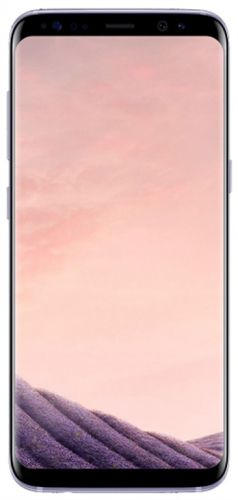 Telefon Mobil Samsung Galaxy S8 Plus G955FD, Procesor Octa-Core 2.3GHz / 1.7GHz, Super AMOLED Capacitive touchscreen 6.2inch, 4GB RAM, 64GB Flash, 12MP, 4G, Wi-Fi, Dual Sim, Android (Orchid Grey)