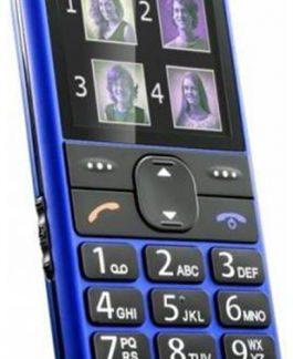 Telefon Mobil myPhone Halo 2, 2.2inch, VGA, 2G (Albastru)