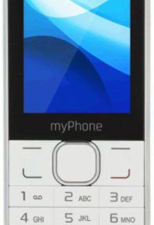 Telefon Mobil myPhone Classic+, Ecran TFT 2.4inch, 2MP, 3G, Dual Sim (Alb)