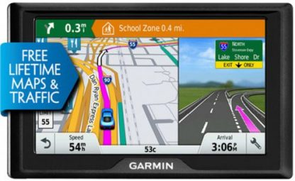 Sistem de navigatie Drive 50 LMT, WQVGA TFT Capacitive Touchscreen 5inch, Harta Full Europa, Actualizari pe Viata a Hartilor