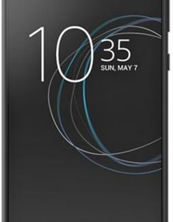 Telefon Mobil Sony Xperia L1, Procesor Quad-core 1,45 GHz, IPS LCD Capacitive Touchscreen 5.5inch, 2GB RAM, 16GB Flash, 13 MP, Dual Sim, Wi-Fi, 4G, Android (Negru)