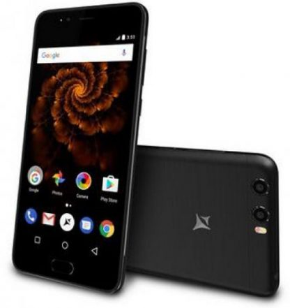 Smartphone Allview X4 Soul Lite 4GB, Procesor Octa-Core 1.5 GHz, IPS LCD Capacitive touchscreen 5.5inch, 4GB RAM, 32GB, 13+2MP, Wi-Fi, 4G, Dual Sim, Android (Negru)
