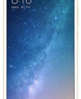 Telefon Mobil Xiaomi Mi Max 2, Procesor Octa-core 2.0GHz, IPS LCD Capacitive touchscreen 6.44inch, 4GB RAM, 64GB Flash, 12MP, Wi-Fi, 4G, Dual Sim, Android (Auriu)