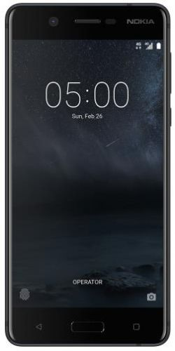 Telefon Mobil Nokia 5, Procesor Octa-Core 1.4 GHz, IPS LCD Capacitive Touchscreen 5.2inch, 2GB RAM, 16GB Flash, 13MP, Wi-Fi, 4G, Dual Sim, Android (Negru)