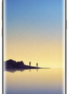 Telefon Mobil Samsung Galaxy Note 8, Procesor Octa-Core Exynos 8895, Super AMOLED Capacitive touchscreen 6.3inch, 6GB RAM, 64GB Flash, Camera duala 12MP, 4G, Wi-Fi, Dual Sim, Android (Maple Gold)