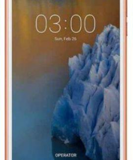 Telefon Mobil Nokia 3, Procesor Quad Core 1.3 GHz, IPS LCD 5.0inch, 2GB RAM, 16GB Flash, 8MP, Wi-Fi, 4G, Dual Sim, Android (Alb/Auriu)