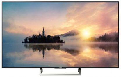 Televizor LED Sony 125 cm (49inch) KD-49XE7005BAEP, Ultra HD 4k, Smart TV, WiFi, CI+