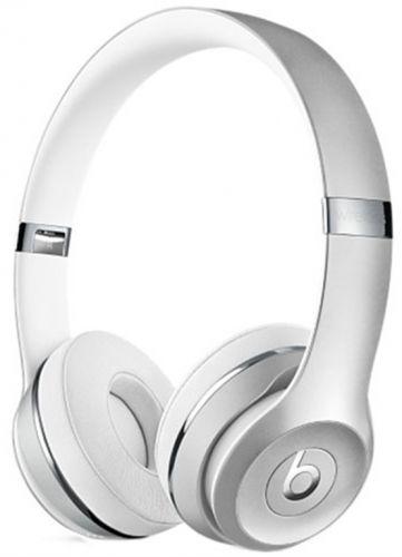 Casti Wireless Beats Solo 3 by Dr. Dre (Argintiu)