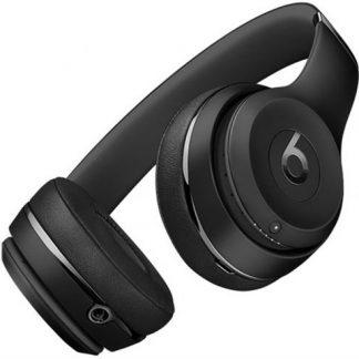 Casti Wireless Beats Solo 3 by Dr. Dre (Negru)