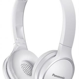 Casti Stereo Panasonic RP-HF400BE-W, Bluetooth (Alb)