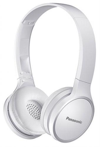 Casti Stereo Panasonic RP-HF400BE-W, Bluetooth (Alb)