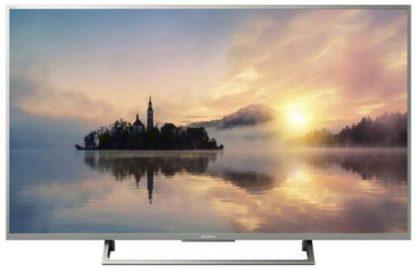 Televizor LED Sony 109 cm (43inch) KD-43XE7077SAEP, Ultra HD 4K, Smart TV, WiFi, X-Reality PRO, CI+