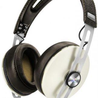 Casti Sennheiser Momentum Over-Ear I M2 pentru iPhone (Alb)