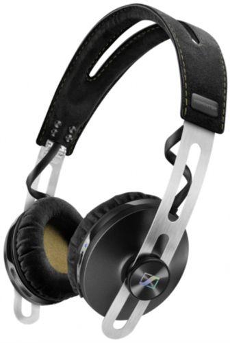Casti Stereo Sennheiser Momentum On-Ear M2 Wireless (Negru)