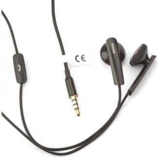 Casti Stereo Huawei 028254, jack 3.5mm, microfon, Bulk (Negru)
