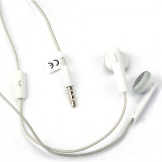 Casti Stereo Huawei 028255, jack 3.5mm, microfon, Bulk (Alb)