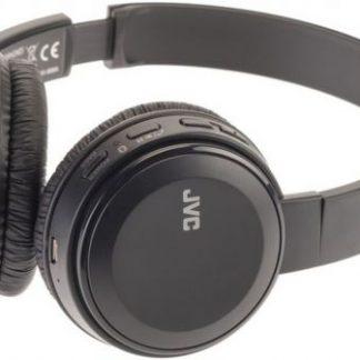 Casti Stereo JVC HAS30BTB, Bluetooth (Negru)