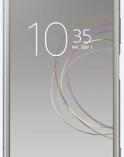 Telefon Mobil Sony Xperia XZ1, Procesor Octa-Core 2.35 / 1.9GHz, IPS LCD Capacitive touchscreen 5.2inch, 4GB RAM, 64GB Flash, 19MP, Wi-Fi, 4G, Single Sim, Android (Warm Silver)