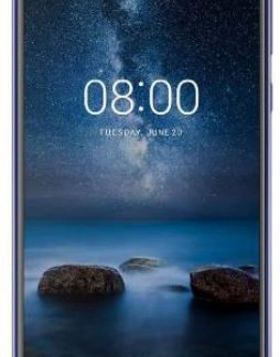 Telefon Mobil Nokia 8, Procesor Octa-Core 2.5 / 1.8GHz, IPS LCD Capacitive touchscreen 5.3inch, 4GB RAM, 64GB Flash, Dual 13MP, Wi-Fi, 4G, Dual Sim, Android (Albastru)