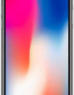 Telefon Mobil Apple iPhone X, iOS 11, OLED Multi-Touch display 5.8inch, 3GB RAM, 256GB Flash, Dual 12MP, Wi-Fi, 4G, iOS (Space Gray)