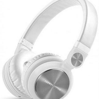 Casti Stereo Enrgy Sistem DJ2, Microfon (Alb/Argintiu)