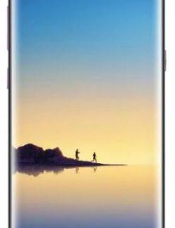 Telefon Mobil Samsung Galaxy Note 8, Procesor Octa-Core Exynos 8895, Super AMOLED Capacitive touchscreen 6.3inch, 6GB RAM, 64GB Flash, Camera duala 12MP, 4G, Wi-Fi, Dual Sim, Android (Gri)