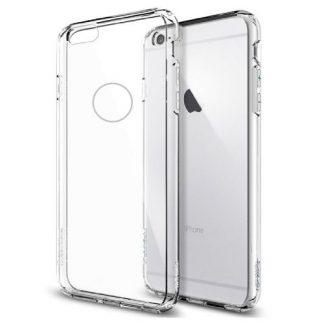 Protectie Spate MMD pentru Apple iPhone 7 Plus (Transparenta)