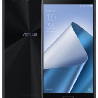 Telefon Asus ZenFone 4 ZE554KL, Procesor Octa-Core 2.2GHz, IPS FHD curved glass screen 5.5inch, 4GB RAM, 64GB Flash, Dual 12+8MP, Wi-Fi, 4G, Dual Sim, Android (Midnight Black)